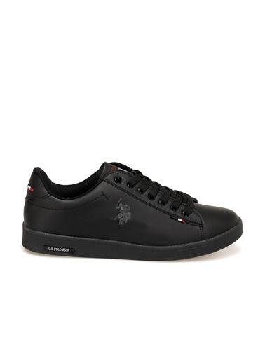 U.S. Polo Assn. Kadın Ayakkabı Franco 100548977 Siyah